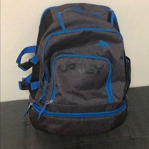 Oakley great backpack!